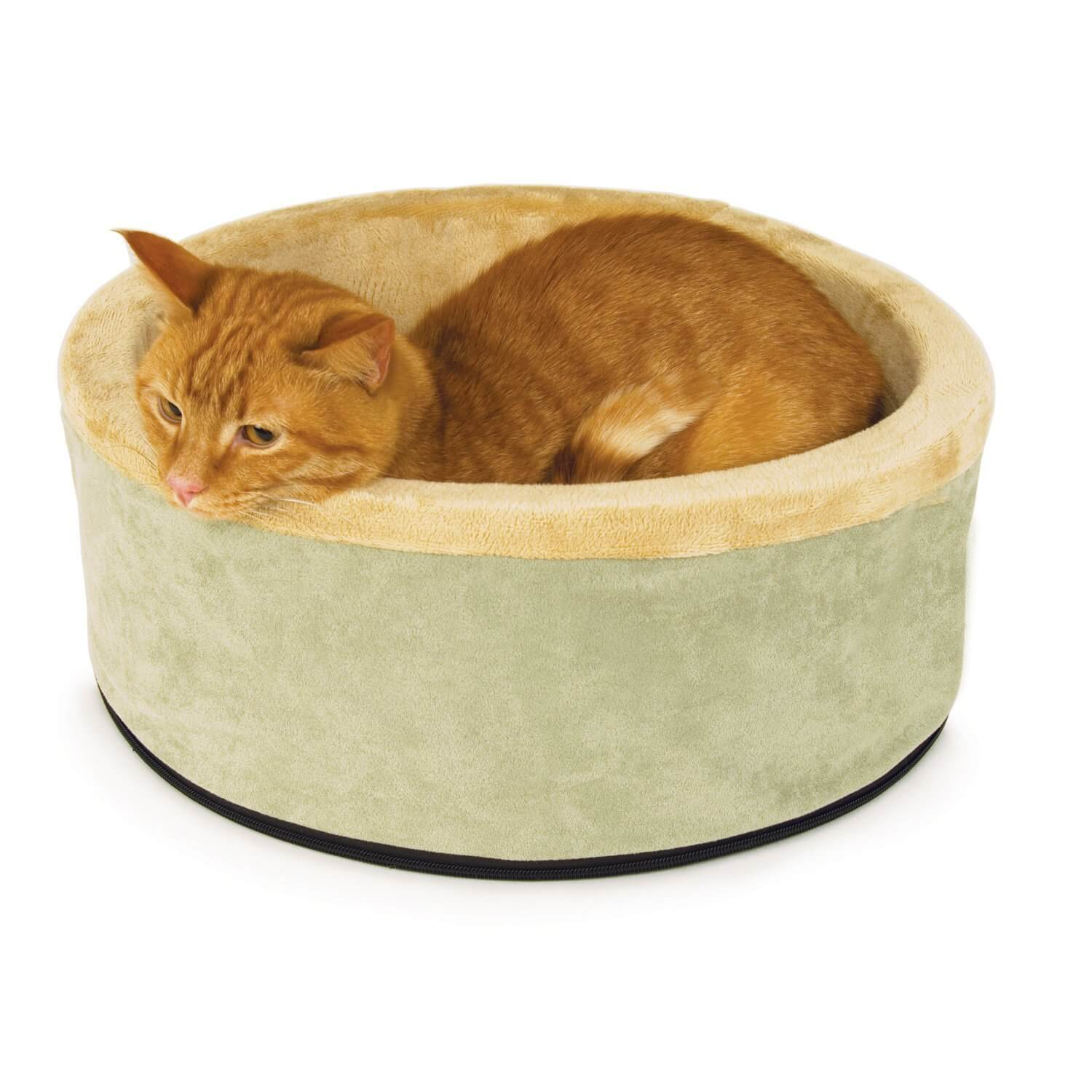best cat bed K&H Thermo Kitty Heated